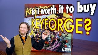 Is It Worth It To Buy Keyforge? (for Magic: The Gathering Players)