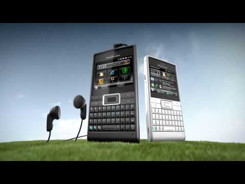 Sony Ericsson Aspen demo video