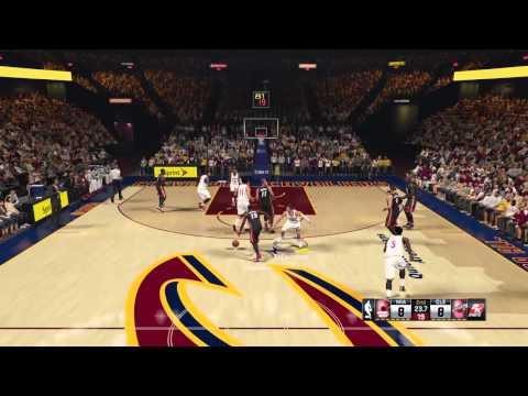 NBA 2K15_ cavs vs heat
