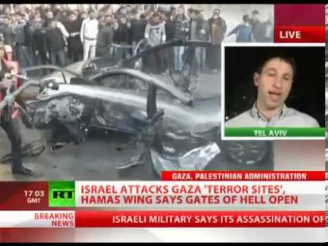 Lead Up To WW3: HAMAS In Open WAR With Israel After ASSASSINATION of Hamas Commander