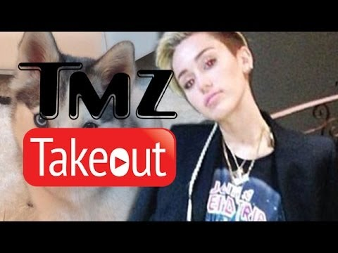 Miley Cyrus, Leonardo DiCaprio, and Kate Upton – TMZ Takeout –