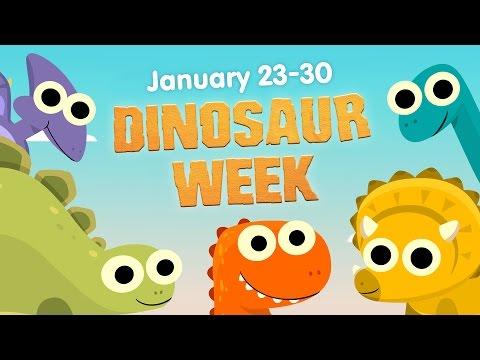 download lagu Join Us For Dinosaur Week! gratis