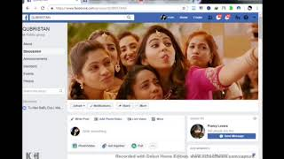 How to Add All Facebook Members in group without adding blocking by AHK Hacker
