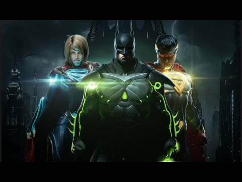 Injustice 2 (Justice League 2017 Trailer Recut)