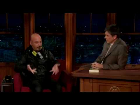 Howie Mandel & Paula Marshall on Late late Show with Craig Ferguson Part 1 Video