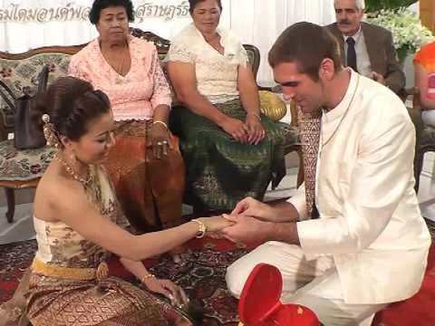 Thai Wedding - Bunny & Pete - Buddhist Morning Ceremony