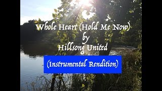 Whole Heart Hold Me Now Live Hillsong United Ambient Instrumental