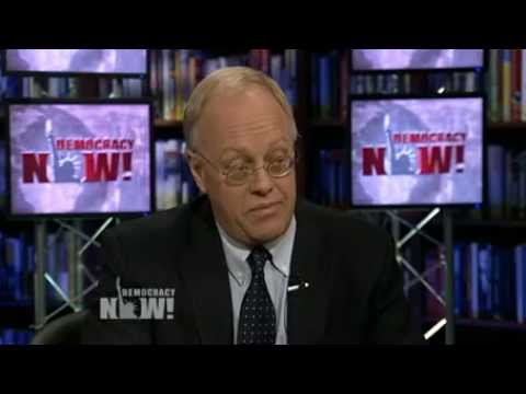 "Chris Hedges: Monitoring of AP Phones a ""Terrifying"" Step in State Assault on Press Freedom"