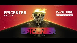 EPICENTER Major Main Event -- Secret vs VP Bo3