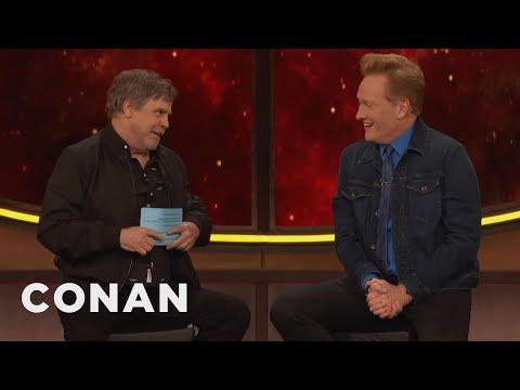 download lagu Mark Hamill Gives Conan The Comic-Con® Citizenship Test - CONAN on TBS gratis