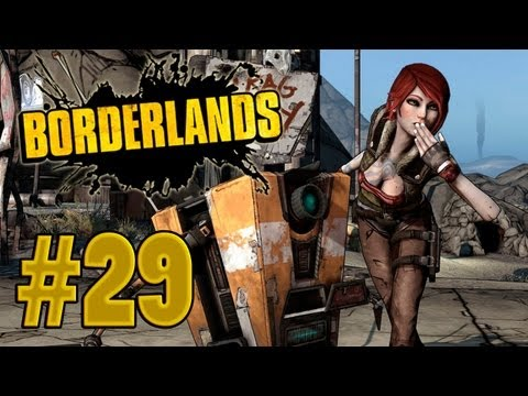 Borderlands - Тырим всё, что не приклеено (Серия 29)