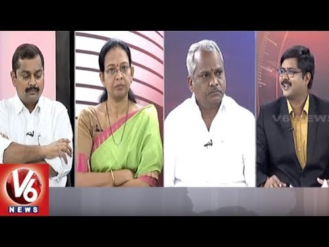 Special Debate Over EC Shrinks Voters List For TS Elections | Good Morning Telangana | V6 News