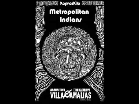 Metropolitan Indians- Fuck The Army video