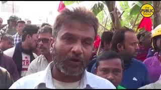 বুথ অফিস তৈরি নিয়ে BJP ও CPIM উত্তেজনা