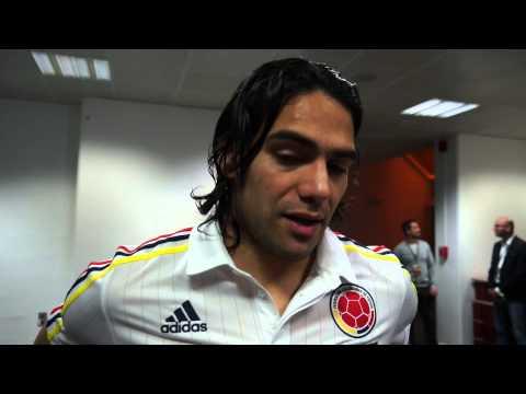 Radamel Falcao on Manchester United future
