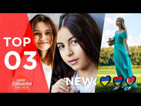Junior Eurovision 2019 || Top 3 (so far)