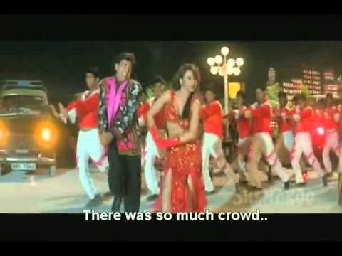 govinda  song Traffic Jam Sorry Traffic Jam from movie Rock...