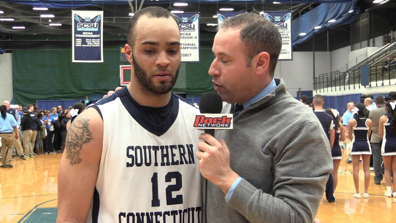 Men's Basketball: So. Connecticut tops Saint Anselm for ...