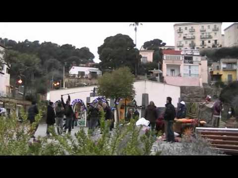Monte di Procida,si gira il film NAPOLITANS con NINA SENICAR