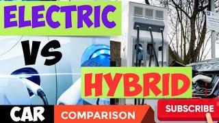Electric vs Hybrid cars in tamil