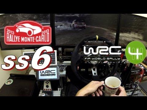 """WRC4 Rallye Monte Carlo """"SS6"""" ☆FINAL☆"""