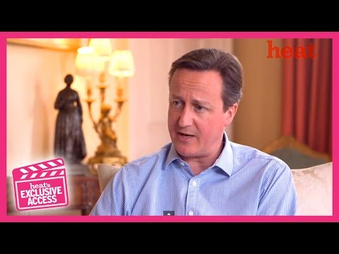 Prime Minister David Cameron answers questions from Joey Essex, Michelle Keegan AND the posh couple