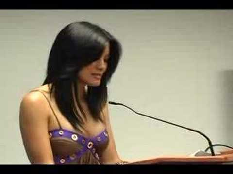 Kelly Hu For Asian American Action Fund 2008 video