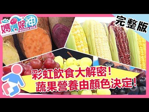 台綜-媽媽好神-20180905-蔬菜水果怎麼吃?專家教你吃對顏色、吃進健康!