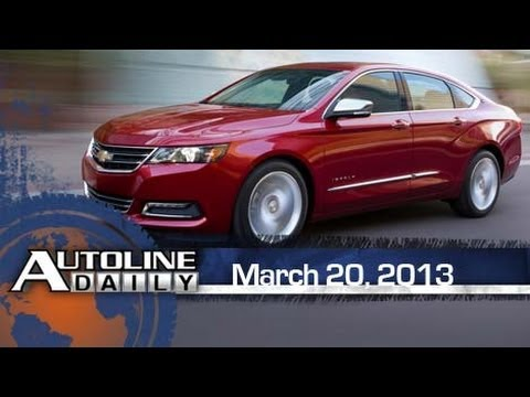 A Look at the 2014 Chevy Impala - Episode 1095