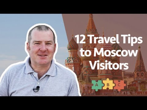 12 Travel Tips to Moscow Visitors | Puzzle English