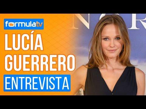 """Lucía Guerrero ('Perdóname Señor'): """"Mi personaje va a estar un poco entre la espada y la pared"""""""