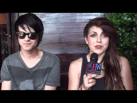 VersaEmerge SXSW 2011 Interview and Acoustic Performance