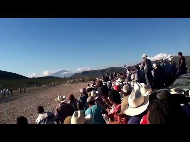El silencio vs El Piruli San Jose De Raíces Galeana N.L 1/06/14