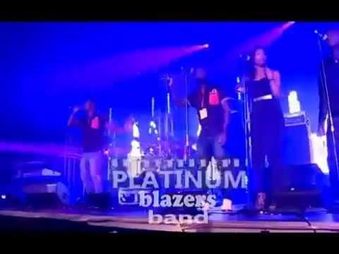 Platinum Band - Live Performance Of Flavour's Adamma video