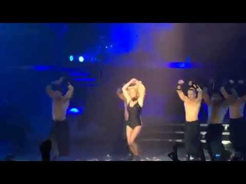 Britney Spears Baby One More Time oops I Did It Again Live Piece Of Me Vegas 5 11 2014 video