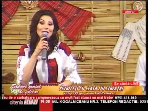 Livia Celea Streata   Greieras, cobzar de noapte LIVE 2015