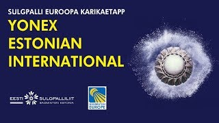 Finals - 2019 YONEX Estonian International