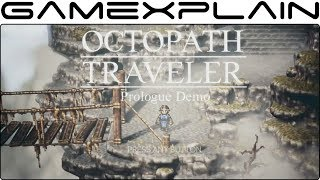 Octopath Traveler: Prologue Demo (H'annit) - Game & Watch (Nintendo Switch)