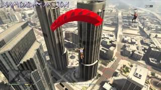 GTA 5 Missions: Maze Bank Mission