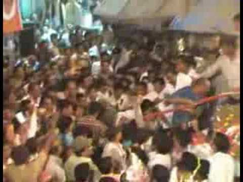 Maharashtra Navnirman Sena Formation 9th Of March 2006 video