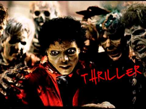 Michael Jackson - Thriller | Only Song Part