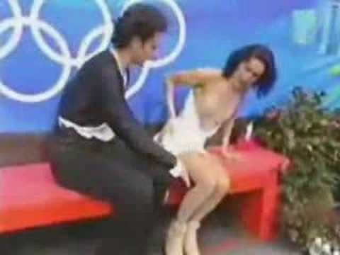 Ouch On Ice: 2008 Olympics Preview Music Videos