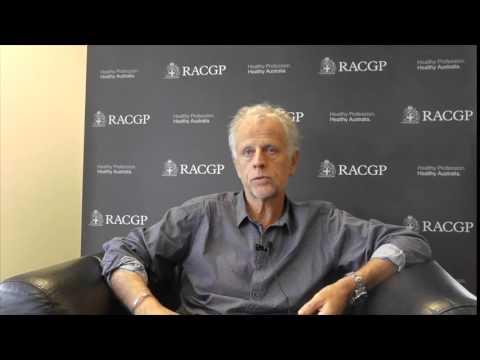 MJA Videos Episode 16: Dr Frank Jones, RACGP