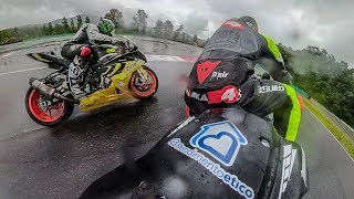 STACCARE I CONTROLLI SUL BAGNATO? - RACING IS LIFE EP.14