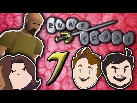Old School RuneScape: Matt's Crisis - PART 7 - Grumpcade (ft. SuperMega)