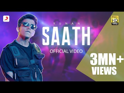 SAATH - Official Music Video   Yunan   Dance Song 2020