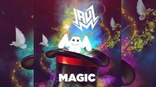 Jauz & Marshmello   Magic Original Mix 1440p HD