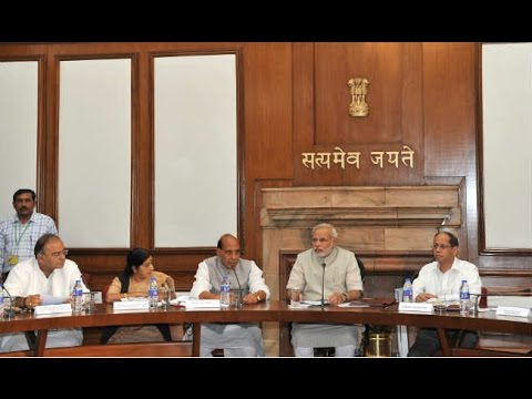 PM Modi to chair meeting of council of ministers today at 6:00 pm