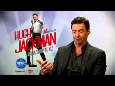 Hugh Jackman's Broadway To Oz