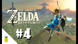 The Legend of Zelda: Breath of the Wild; Part 4. Join us!